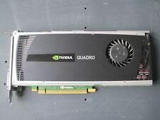 Nvidia Quadro 4000 2GB GDDR5 PCI-E Graphics Card Dell Workstation P/N 038XNM