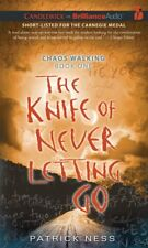 The Knife of Never Letting Go by Patrick Ness (CD-Audio, 2010) NEW & SEALED!