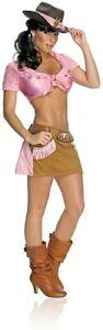 Secret Wishes Women's Playboy Cowgirl Costume, Medium