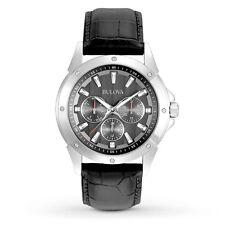 Orologio Bulova uomo multifunzione men's watch multifunction ref.96C113