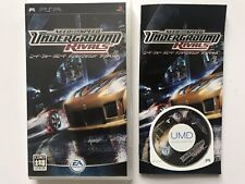 Need For Speed Underground Rivals PSP Game ( Japan Import Works On Any PSP )