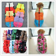Small Pet Dog Cat Winter Warm Down Coat Pet Puppy Jacket Clothes Apparel Costume