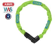 ABUS Tresor 1385 Neon green/grün 75cm NEU!