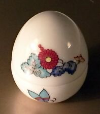 • Limoges Small Collectible Egg Box • From Collector's Estate •