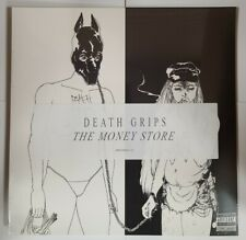 """Death Grips – The Money Store - LP Vinyl Record 12"""" - NEW Sealed - Hip Hop Music"""