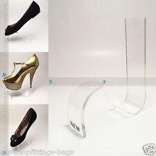 Shoe Display Acrylic Stand Raiser Counter Shelf Sh2
