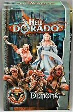 Hell Dorado Demons Starter Box NIB