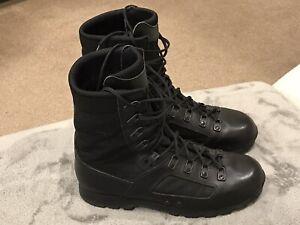 Lowa Elite Jungle Task Force High Boots Army Black