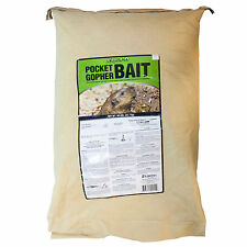 Kaput D Pocket Gopher Bait Gopher Killer 50 Lbs Gopher Control Bait -NOT FOR: CA
