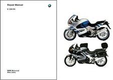 1996-2006 BMW K1200RS Service Repair Shop Manual CD - Multilingual - K 1200 RS