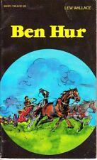Ben Hur Lew Wallace Pocket Classics Academic Industries 1984