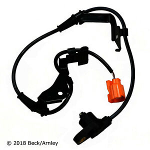 ABS Wheel Speed Sensor Front Right Beck/Arnley 084-4547 fits 03-05 Honda Civic