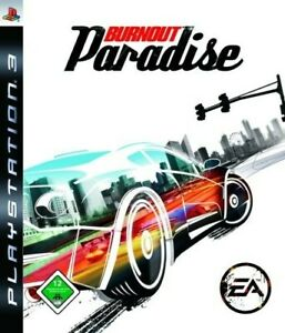 PS3 / Sony Playstation 3 game - Burnout: Paradise [Standard] EN/GER boxed