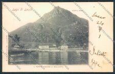 Lecco Malgrate cartolina RB2756