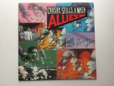 CROSBY, STILLS AND NASH AMERICAN ISSUED  12 '' LP  ALLIES  IN EX/ EX CON