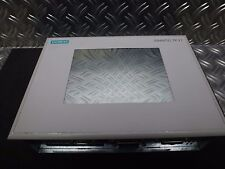 Siemens Simatic Touch Panel 6AV3627-1QK00-2AX0 TP27 color
