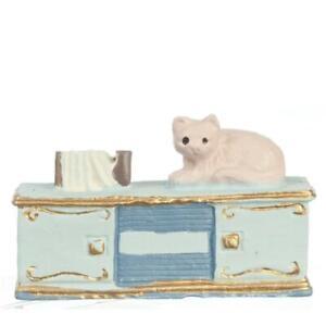 Dolls House Sideboard 1:48 Scale 1/4 inch Mini Resin Miniature Furniture