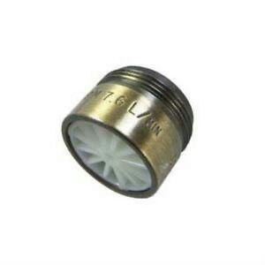 "Danco Antique Brass Male Thread Aerator 13/16""-27 Thread, 36444B"