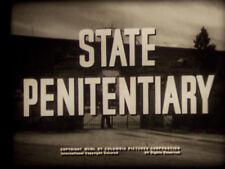 "16mm Feature ""STATE PENINTENTIARY"" (1950)  Warner Baxter Onslow Stevens"