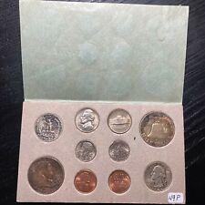 1949 Toned U.S. DOUBLE Mint Set P, D, & S Original Envelope (28 coins total)