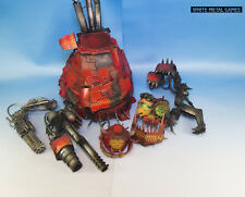 Ork Big Mek Stompa Magnetized GW Warhammer 40k Painted Commission Service SVC
