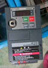 1PCS Used Toshiba inverter VFS15-2007PM