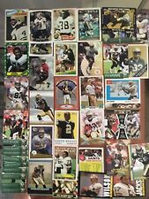 100 Card Lot 1970 s 1980 s Rookie s New Orleans Saints Drew Brees William Roaf