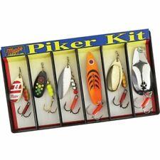 Mepps Piker Kit - Plain Lure Assortment K3