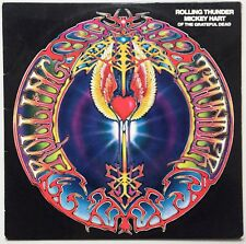 MICKEY HART (of the GRATEFUL DEAD) Rolling Thunder 1972 OZ Warner Bros VG++/VG++