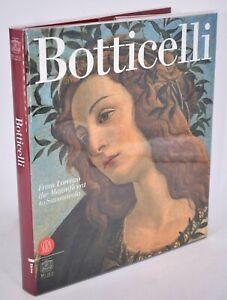 Arte Pittura Rinascimento - BOTTICELLI Skira 1a 2003 Catalogo opere Dipinti