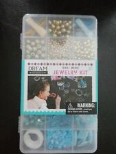 Dream Studio Jewelry Kit - New Still Sealed. 400+ Beads -Ages 6 +