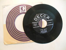 WERNER MULLER & His Orch. Vieni Vieni / Song Of The Pearlfishers DECCA 45