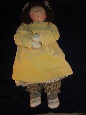 "LITTLE SOULS Doll 24"" Gretchen Wilson DAPHNE 1993"