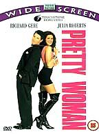 Pretty Woman DVD (1999) Richard Gere, Marshall (DIR) cert 15 Fast and FREE P & P