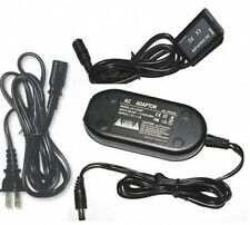 AC Adapter AC-PW20 for Sony Alpha NEX-3 NEX-5 SLT-A33 SLT-A35 SLT-A55 A7S ILCE7S