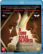 Blu-Ray O Lobo Atras Da Porta [ Wolf at the Door Subtitles English + Spanish ]
