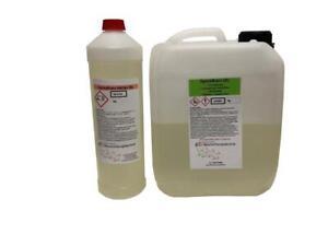 6 kg Epoxidharz Laminierharz Laminat 2K Transparent GFK Epoxy UV-Stabilisiert