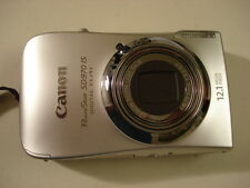Very Nice Canon Powershot Canon SD970 12MP Digital Camera