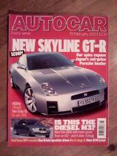 February Autocar Cars, 2000s Magazines