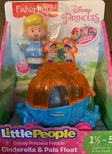 Fisher-Price Little People Disney Princess Cinderella & Pals Float