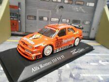 ALFA ROMEO 155 V6 Ti 4x4 DTM ITC 1994 Bartels Jägermeister #27 R Minichamps 1:43
