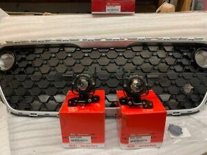 2020 Kia Soul Fog lamp kit K0F53-AC000 LX models only