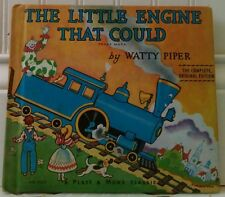 THE LITTLE ENGINE THAT COULD 1945 BOOK THE COMPLETE ORIGINAL EDITION NO 520 RARE
