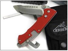 Couteau Gerber Hinderer Rescue Knife + Tool KIT Couteau de Secours Gerber G1534