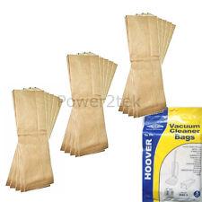 15 x H1 Dust Bags for Hoover U105 U1070 U1072 Vacuum Cleaner