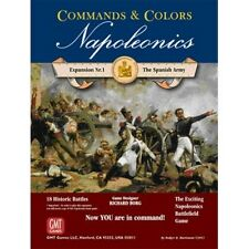 Commands & Colors Napoleonics: The Spanish Army Expansion by GMT Games -