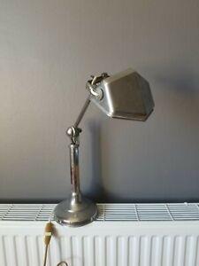 Ancienne lampe à poser Pirouett Art Déco fonctionnelle - Années 30