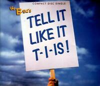 The B52's - Tell It Like It T-I-IS (4 trk CD / MK Remixes 1992)