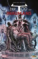 Der Tod der Inhumans- Panini - Comic - deutsch - ET: 24.05.19