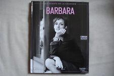 Barbara les géants de la chanson CD best of 20 succès + un livret
